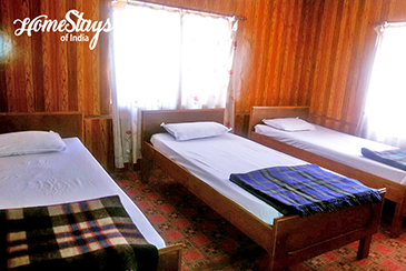 Family Bedroom_Mulbekh Homestay