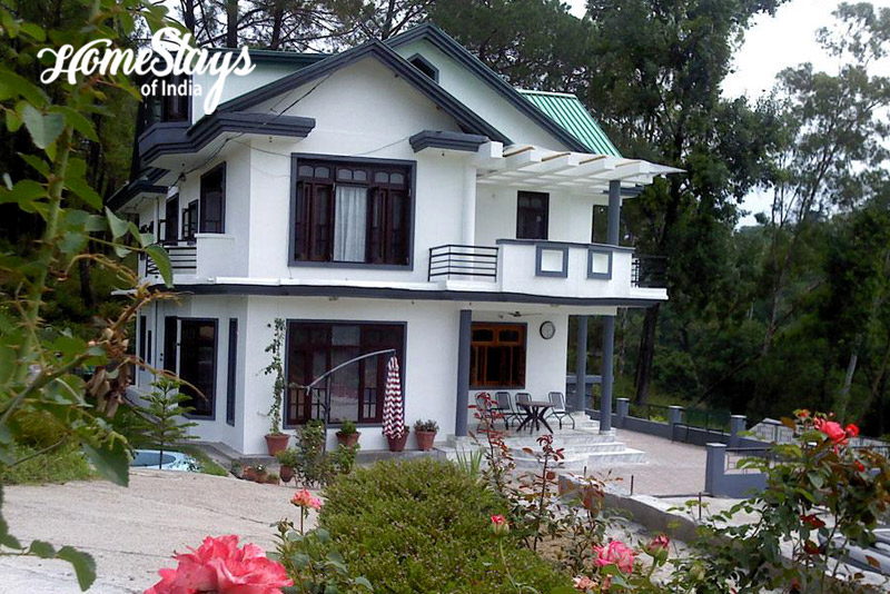 Homestay in Palampur