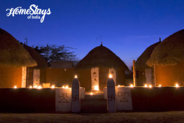 Homestay in Salawas