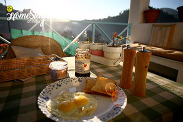Breakfast_Nathuakhan-Homestay