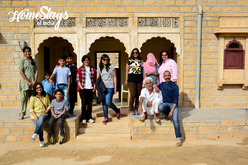 Homestay in Khuri