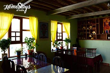 Dinning_Dhankar Homestay