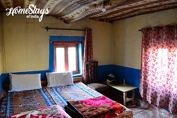 The Bedroom_Dhankar Homestay