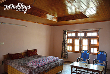 Bedroom_Nako Homestay-Spiti
