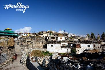 Nako Village_Nako Homestay-Spiti
