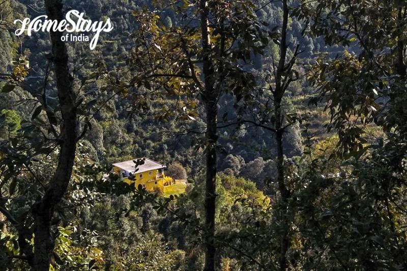 Homestay in Mukteshwar
