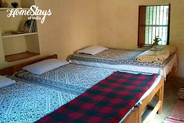 BedRoom 3_Pawalgarh Homestay