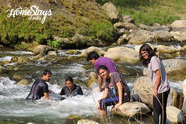 Khichdi River_Kyari Homestay