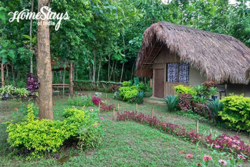 Bamboo Hut_Weavers Place Homestay