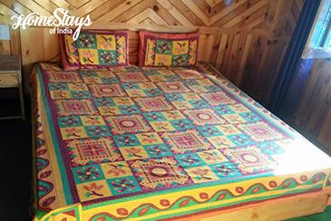 Bedroom_Narkanda-Homestay