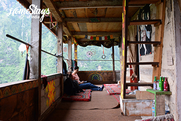 Common Area_Malana Homestay