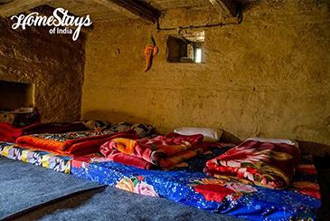 Slleping Area_Raitha Homestay