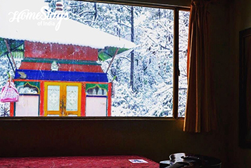 Winter 2_Chaukori Homestay