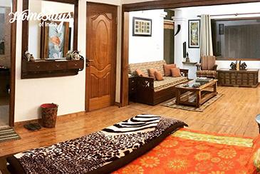 Bedroom_Dera Bassi Homestay_Chandigarh