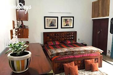 Bedroom_Dera Bassi Homestay, Chandigarh