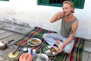 Food_Dalar Homestay_Binsar