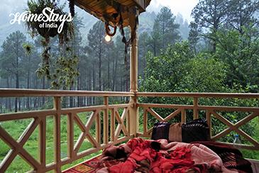 Balcony_Suma Ropa Homestay_Kasol