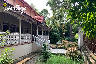 House Entrance_Bordi Homestay