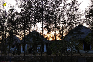 Evening-at-Oda-Village-Homestay-Udaipur