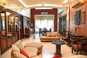 Drawing Room 1_Minto Park Boutique Homestay-Kolkata