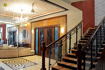 Upstair_Minto Park Boutique Homestay-Kolkata