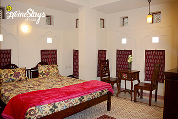 BedRoom 2_Gangapole Tradional Homestay, Jaipur