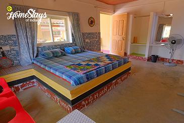 Bedroom 3_Channdaka Homestay-Bhubneswar