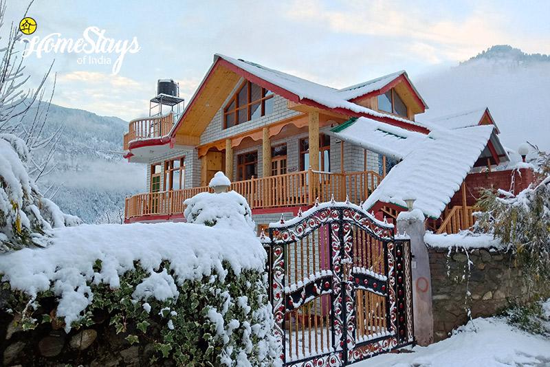 Destination ideas for valentine's trip Manali