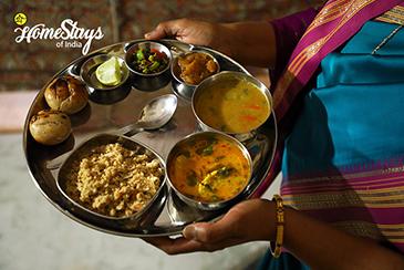 Traditional Food_Gangapole Tradional Homestay, Jaipur