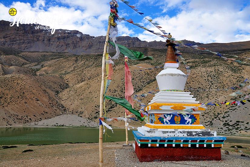 Dhankar Lake-Spiti