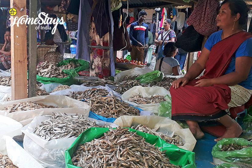 Local Market_Hoi Trips-Meghalaya