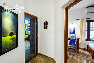 Access to Kitchen_Odatha Homestay_Fort Kochi