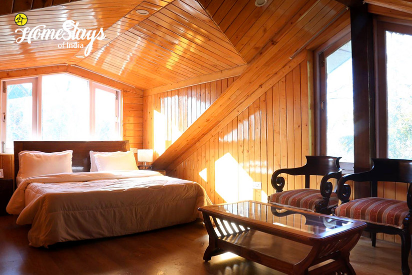 Attic_Kanlog Boutique Homestay-Simla