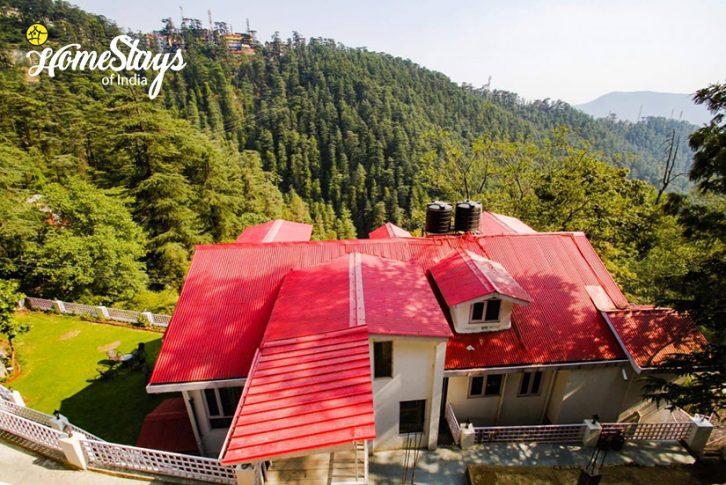 BackSide_Kanlog Boutique Homestay-Shimla