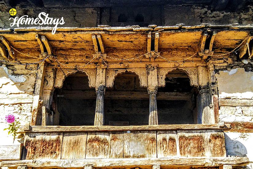 Balcony_Raithal Homestay-Uttarkashi