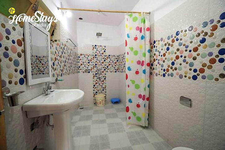 Bathroom-Changspa Homestay-Leh