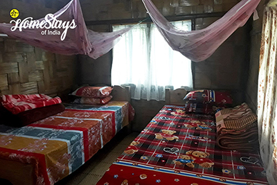 BedRoom 2_Mawlynnong Homestay