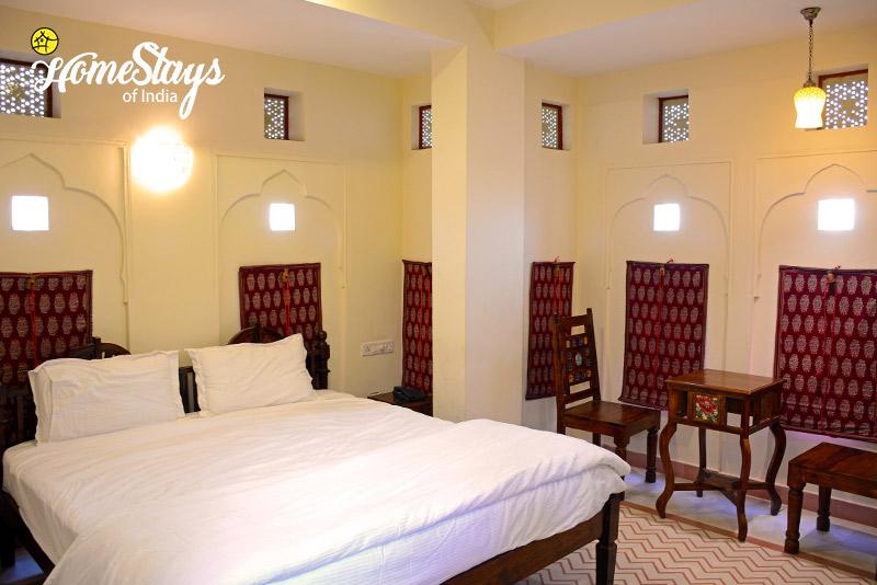 BedRoom 3_Gangapole Tradional Homestay, Jaipur