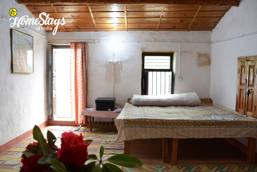 BedRoom01_Kanarkha-Homestay-Padampuri