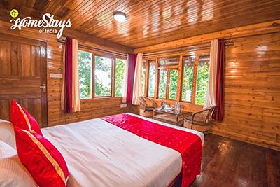 BedRoom4_Kurseong Homestay_Darjeeling