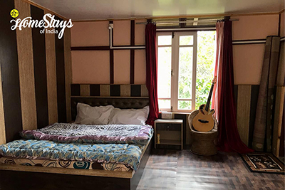 BedRoom_Karongthang Homestay