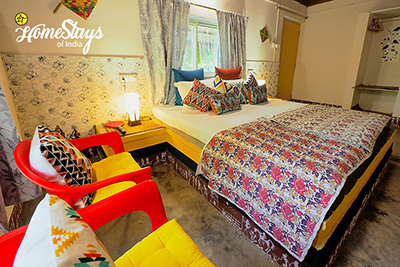 Bedroom-02-Channdaka-Homestay-Bhubneswar