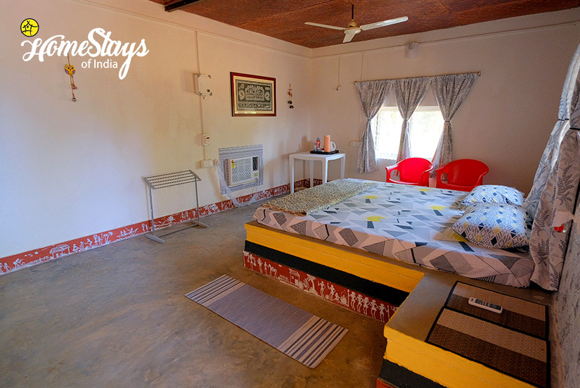 Bedroom-1_Channdaka-Homestay-Bhubneswar