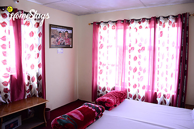 Bedroom-1_Kibber-Homestay-Spiti