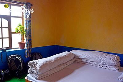 Bedroom-1_Langza Homestay-Spiti
