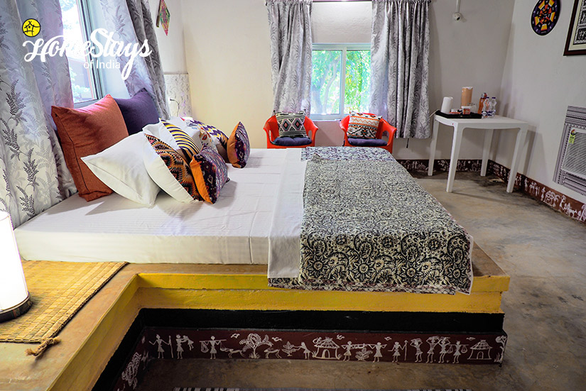 Bedroom-2-Channdaka-Homestay-Bhubneswar