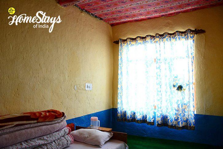Bedroom-2_Langza Homestay-Spiti
