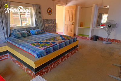 Bedroom-3_Channdaka-Homestay-Bhubneswar