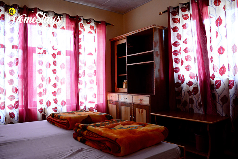Bedroom-3_Kibber-Homestay-Spiti