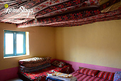Bedroom-3_Langza Homestay-Spiti
